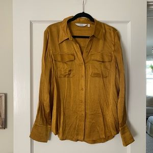 Gorgeous golden & Other Stories blouse